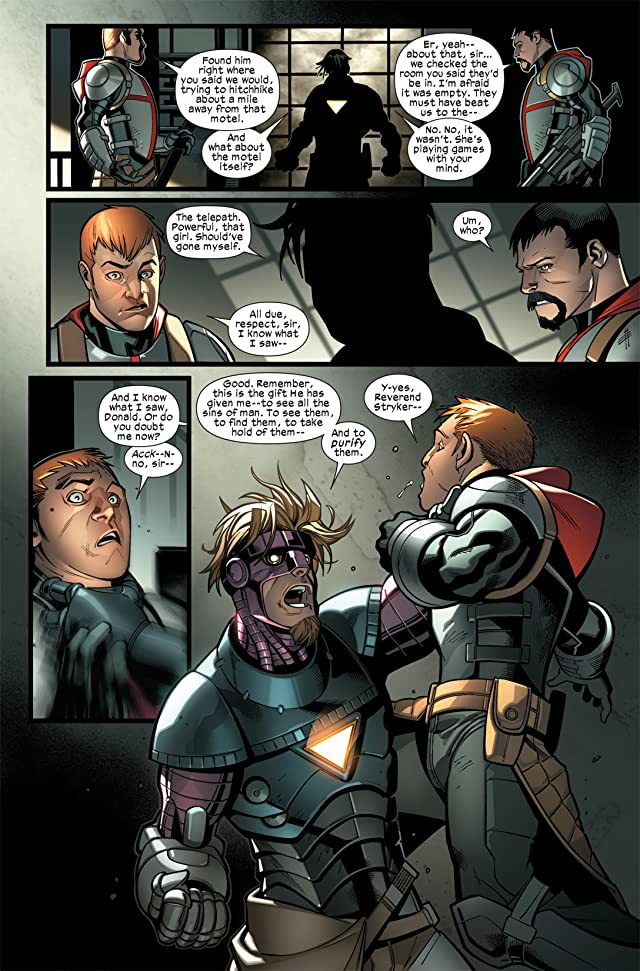 click for super-sized previews of Ultimate Comics X-Men #2