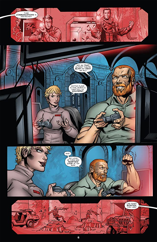 click for super-sized previews of G.I. Joe #3