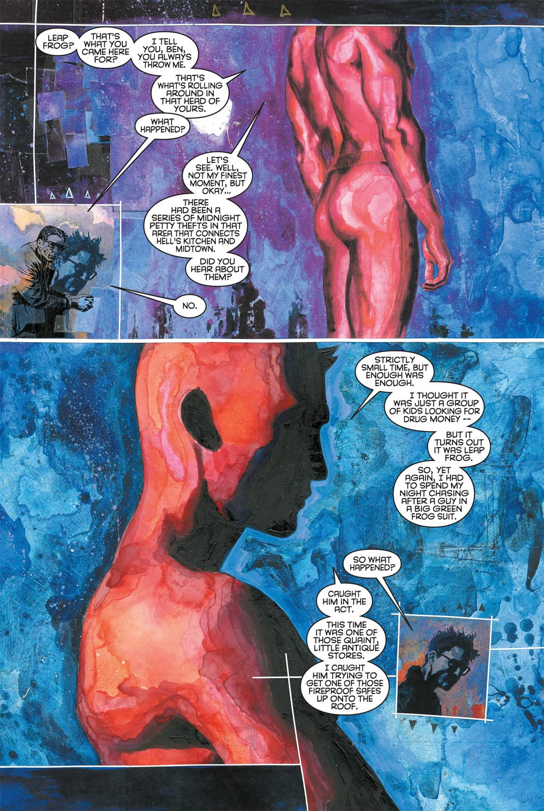 Daredevil (1998-2011) #19