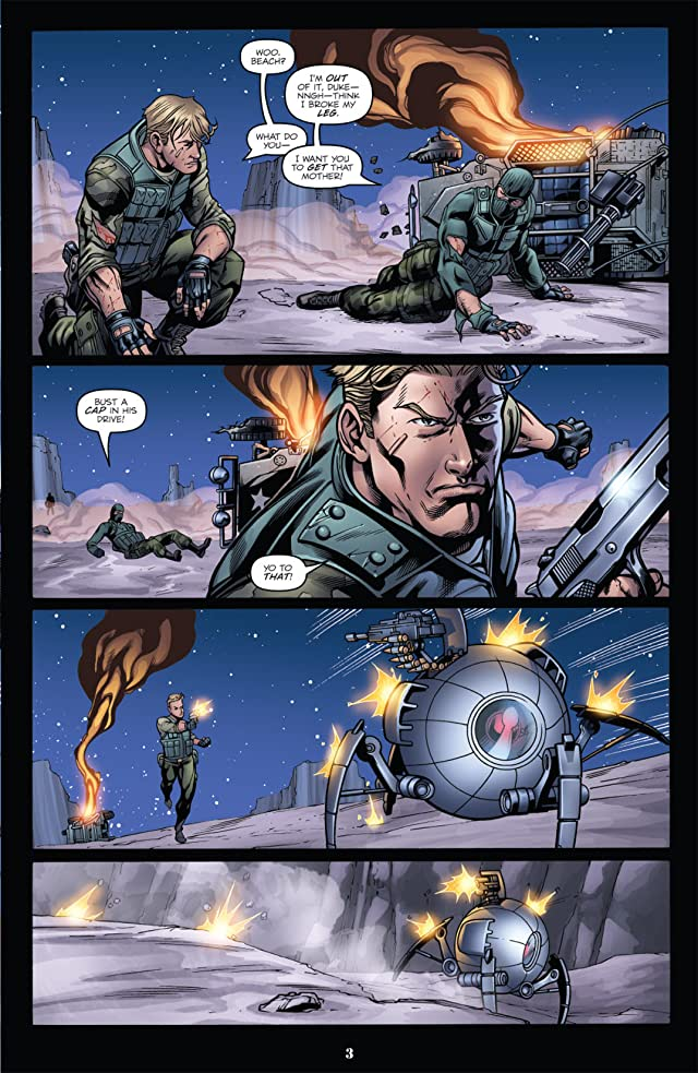 click for super-sized previews of G.I. Joe #5