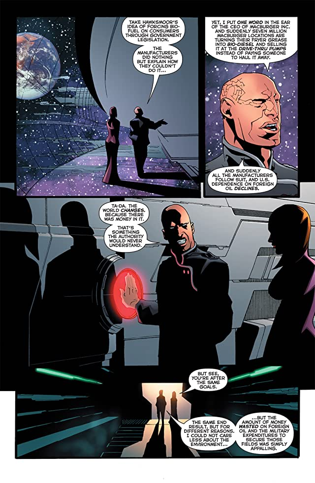 click for super-sized previews of The Authority: Revolution #9