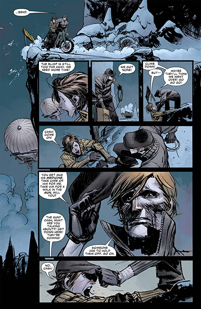 click for super-sized previews of American Vampire: Survival of the Fittest #5