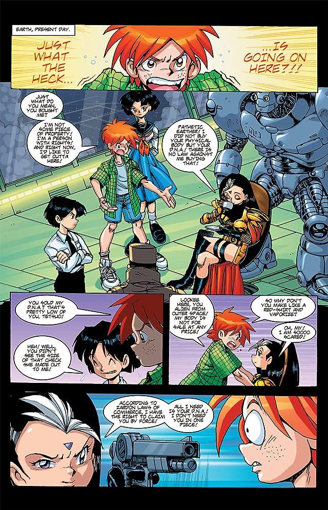 Ninja High School Vol. 2 #8