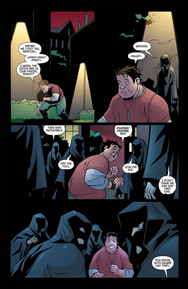 click for super-sized previews of Batgirl (2009-2011) #15
