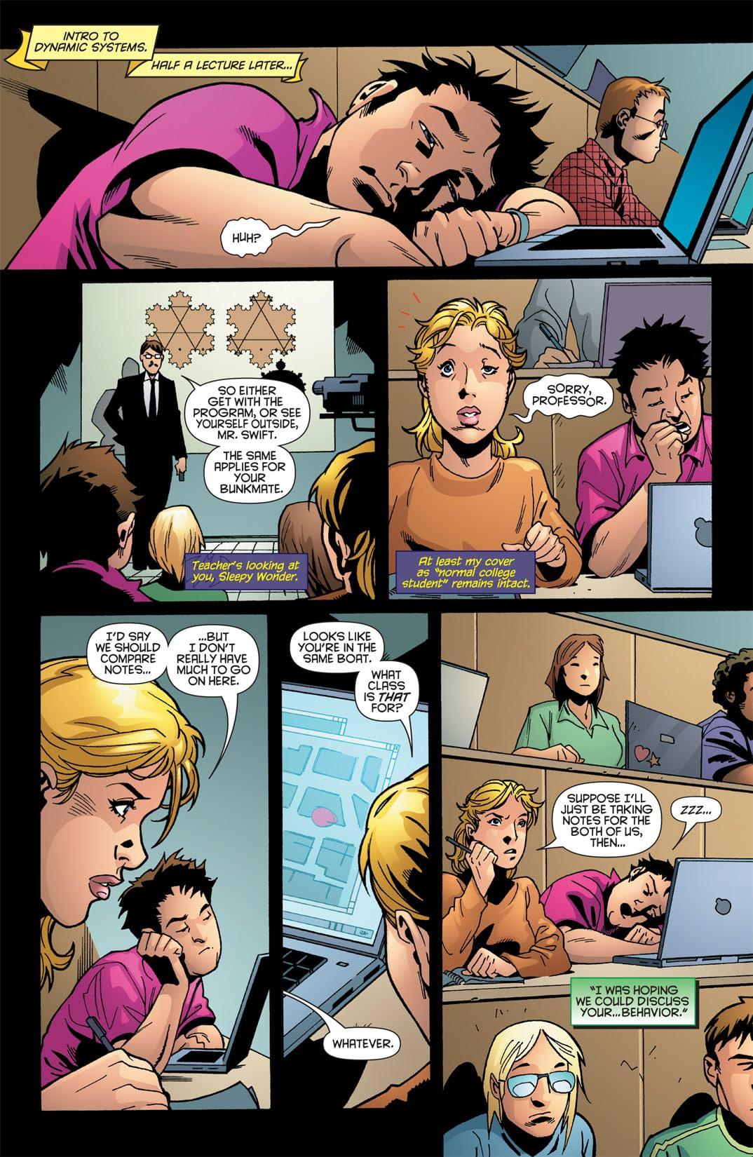 Batgirl (2009-2011) #19