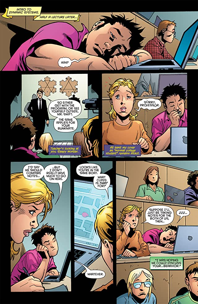 click for super-sized previews of Batgirl (2009-2011) #19