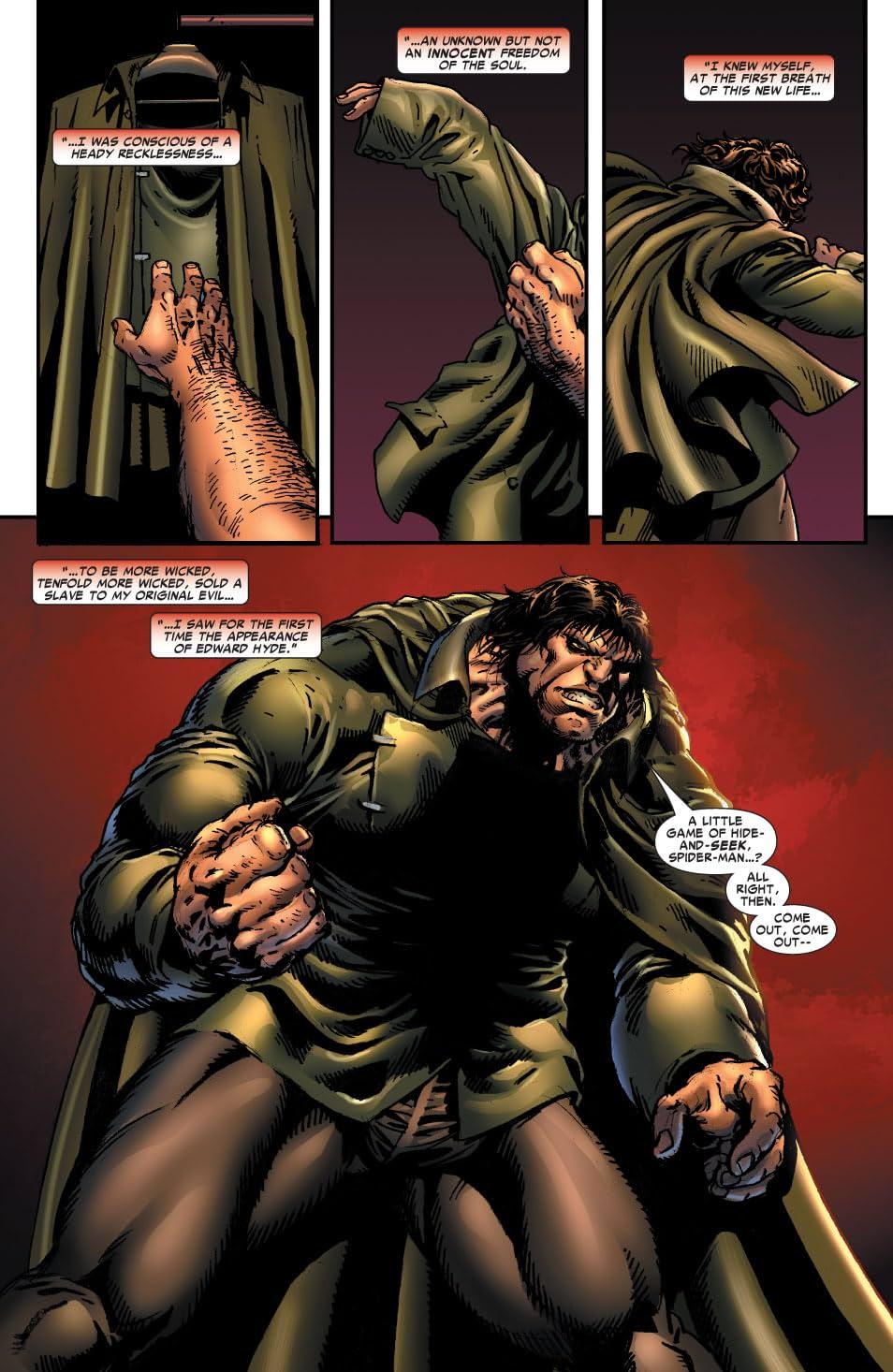 Sensational Spider-Man (2006-2007) #37