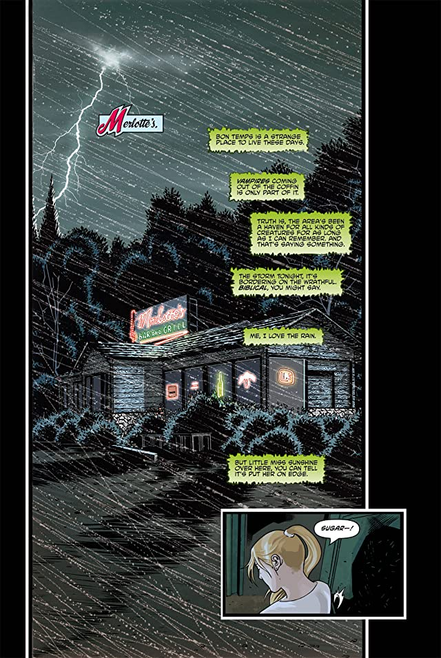 click for super-sized previews of True Blood (2010) #1