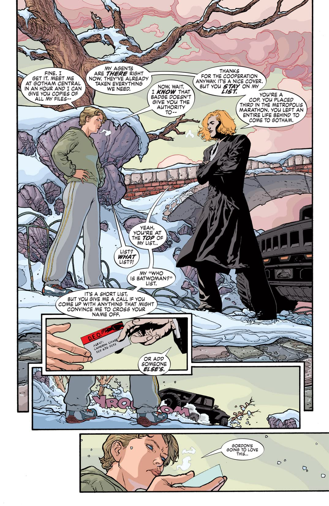 Batwoman (2011-2015) #2
