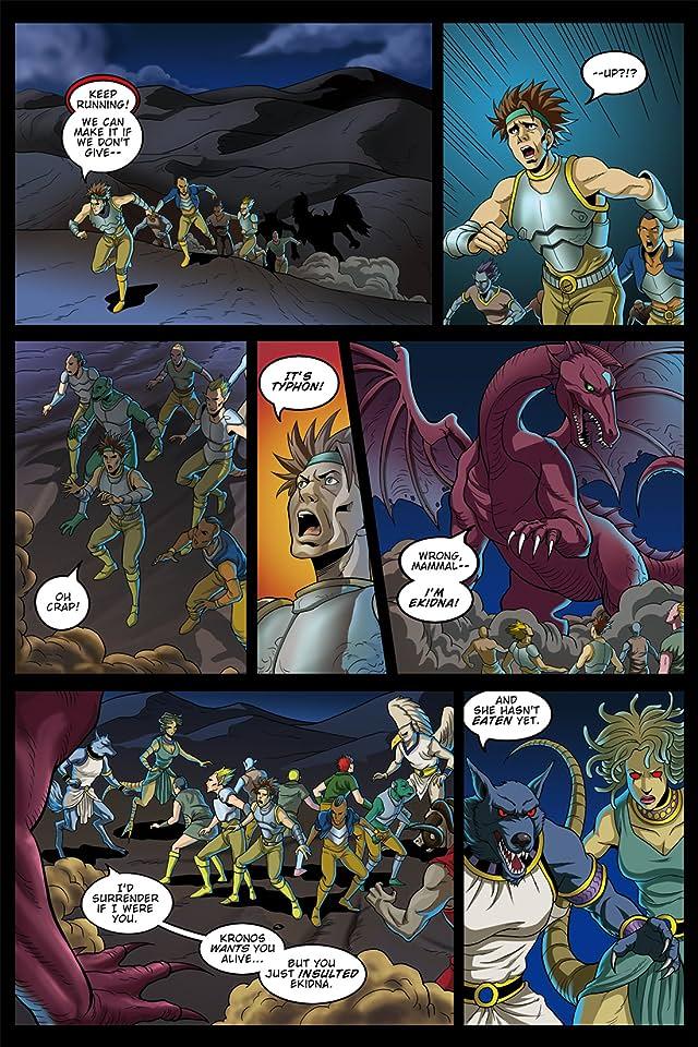 Wayward Sons: Legends #5