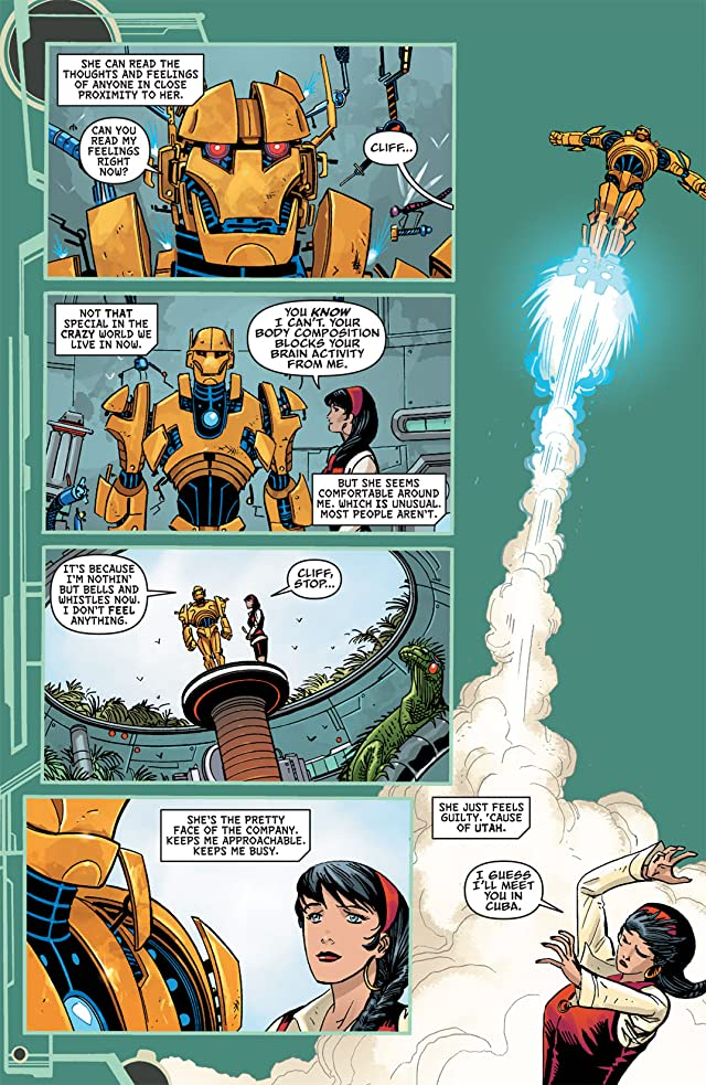 click for super-sized previews of My Greatest Adventure (2011-2012) #1