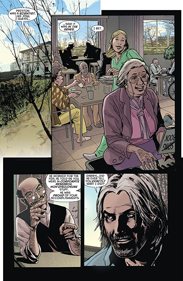 click for super-sized previews of Resurrection Man (2011-2012) #2