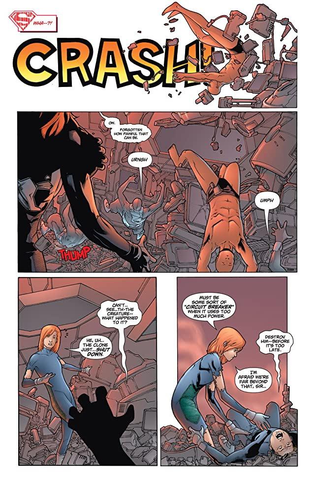 click for super-sized previews of Superboy (2011-2014) #2