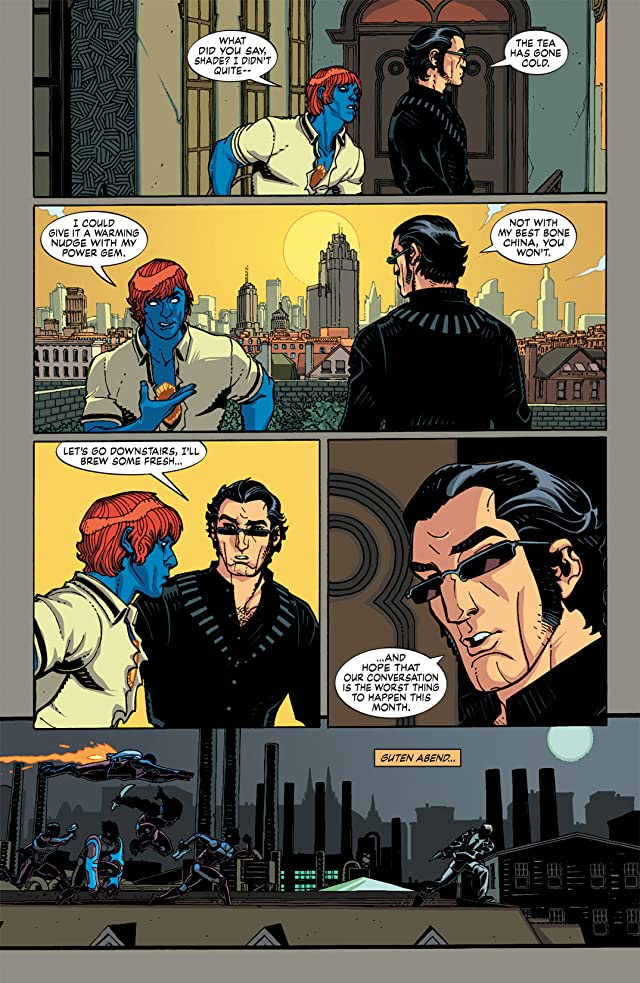 click for super-sized previews of The Shade (2011-2012) #1
