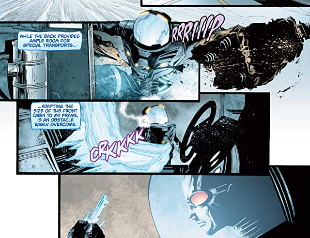 click for super-sized previews of Batman: Arkham City Exclusive Digital Chapter #7