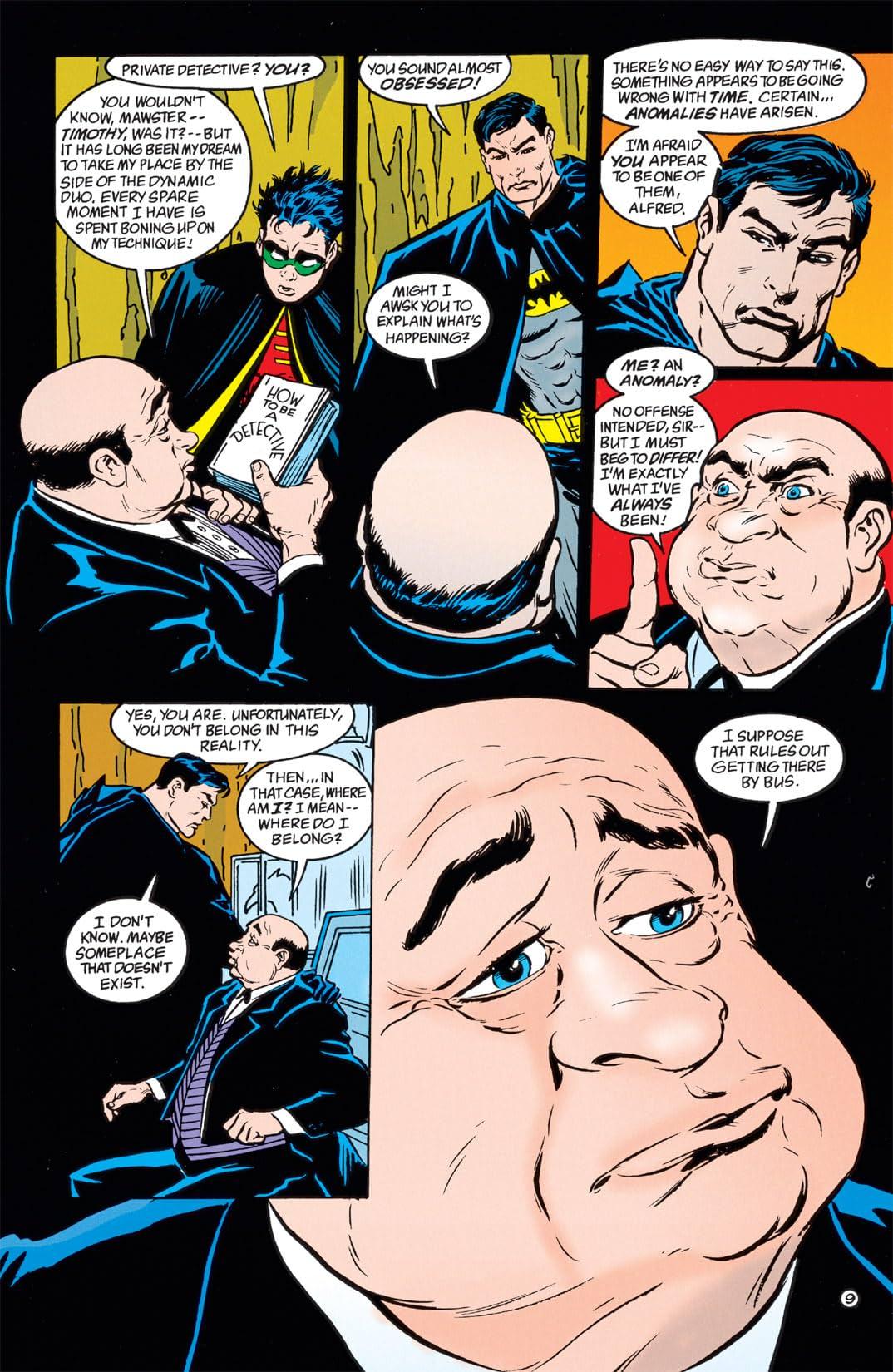Batman: Shadow of the Bat #31