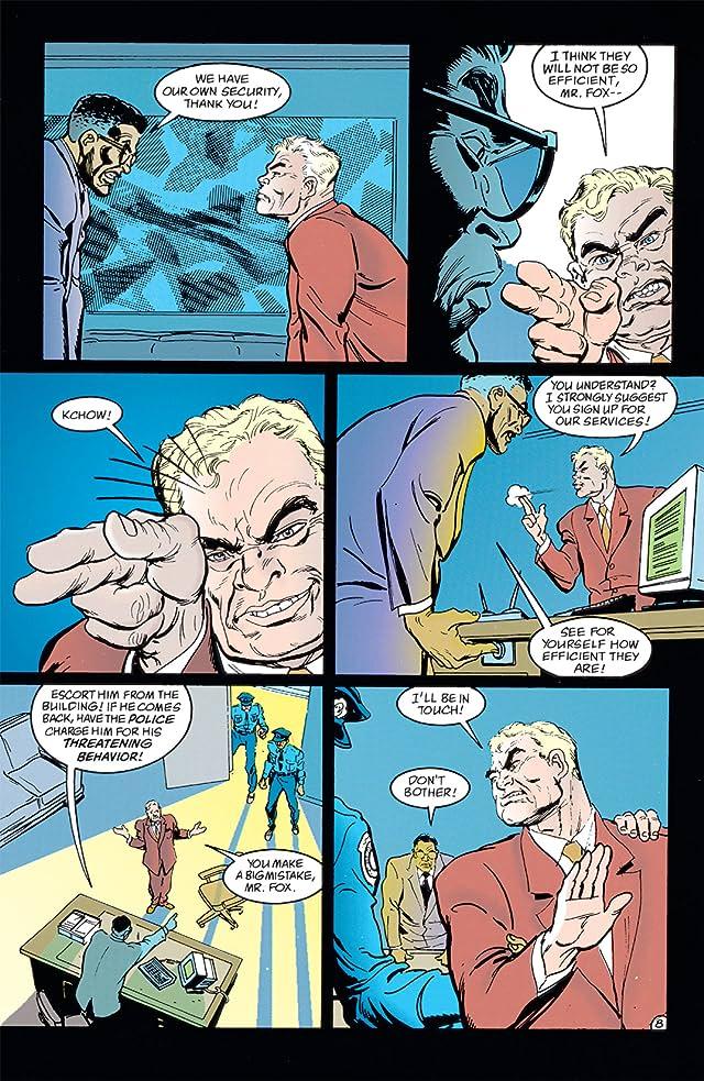 Batman: Shadow of the Bat #33