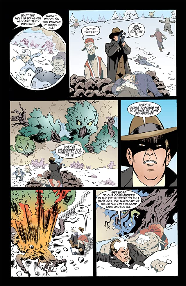 click for super-sized previews of Jack of Fables #30