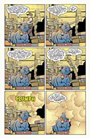 Jack of Fables #30