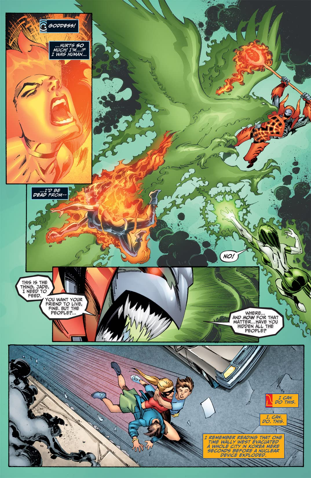Justice League of America (2006-2011) #52