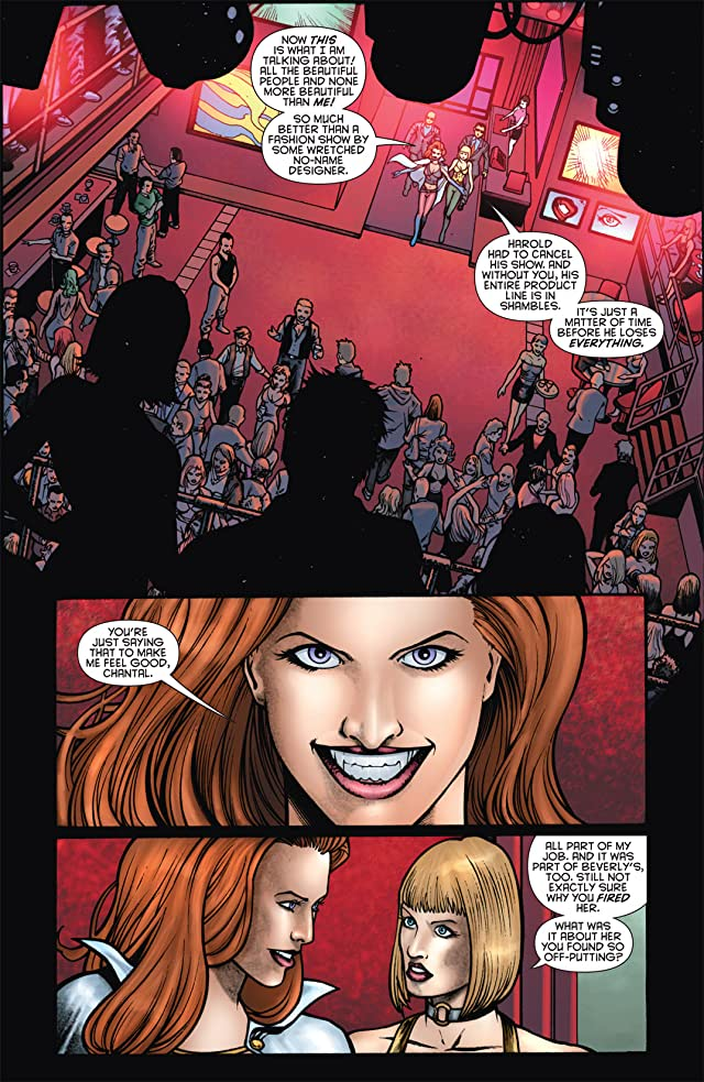 click for super-sized previews of Outsiders (2007-2011) #29