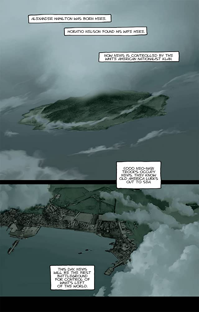 click for super-sized previews of Twilight X War #5