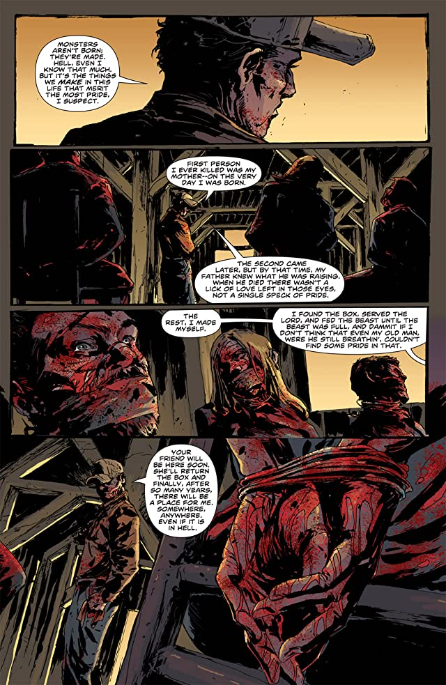 click for super-sized previews of Hellraiser #5