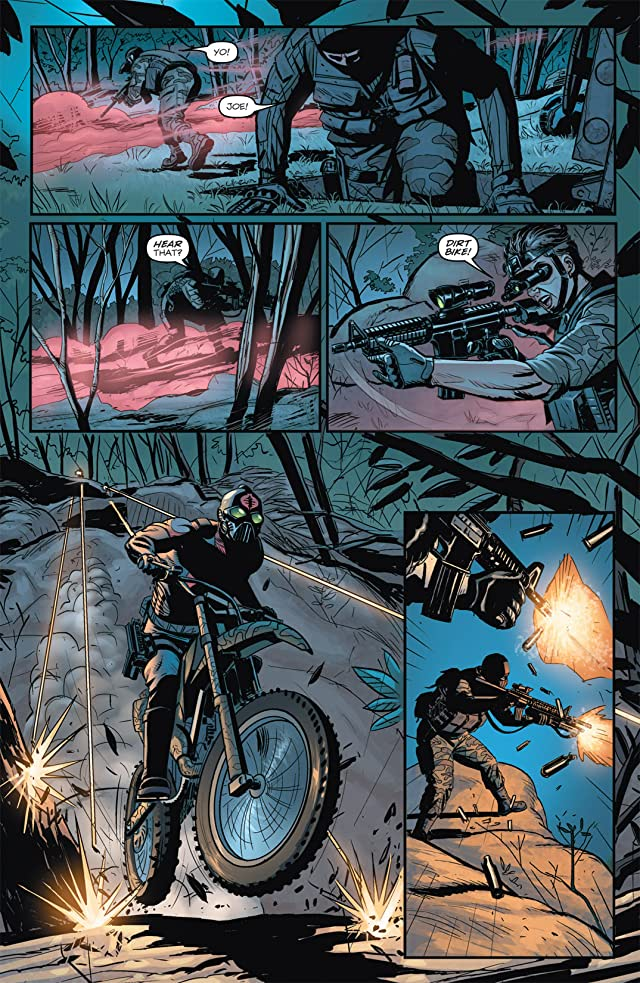 click for super-sized previews of G.I. Joe (2011-2013) #6