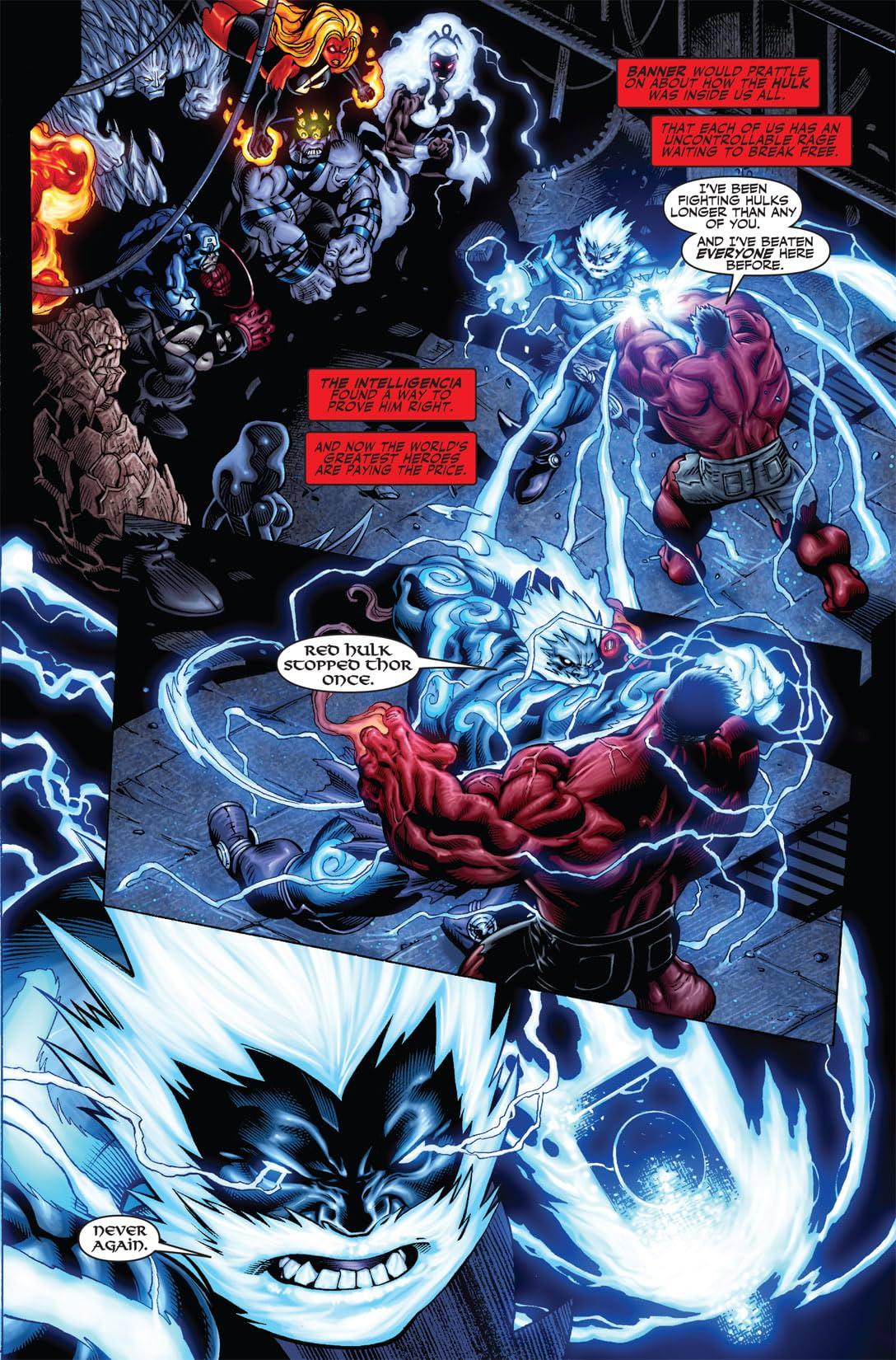 Hulk (2008-2012) #22