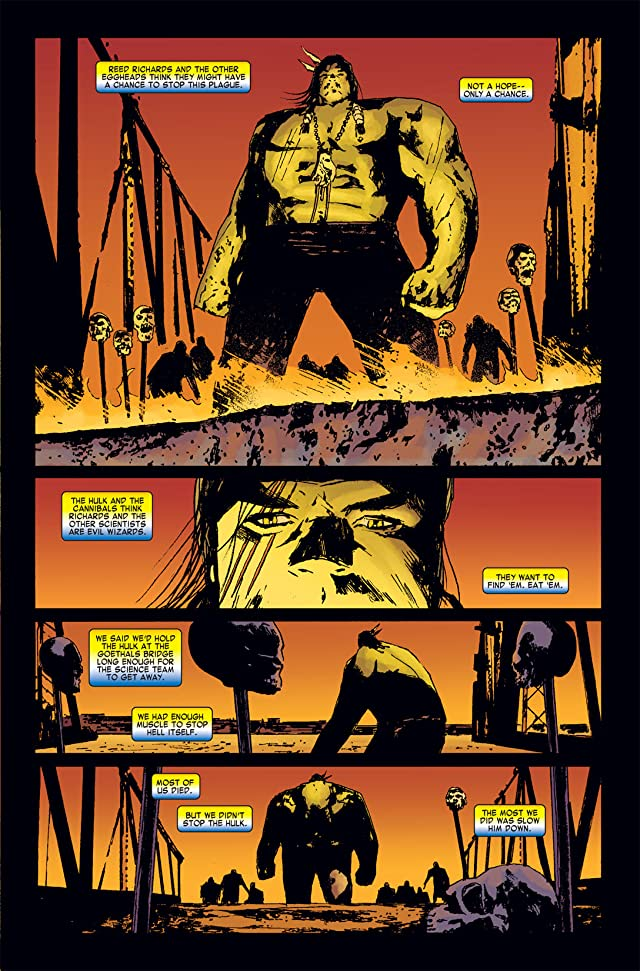 click for super-sized previews of Marvel Universe vs. Wolverine #4 (of 4)