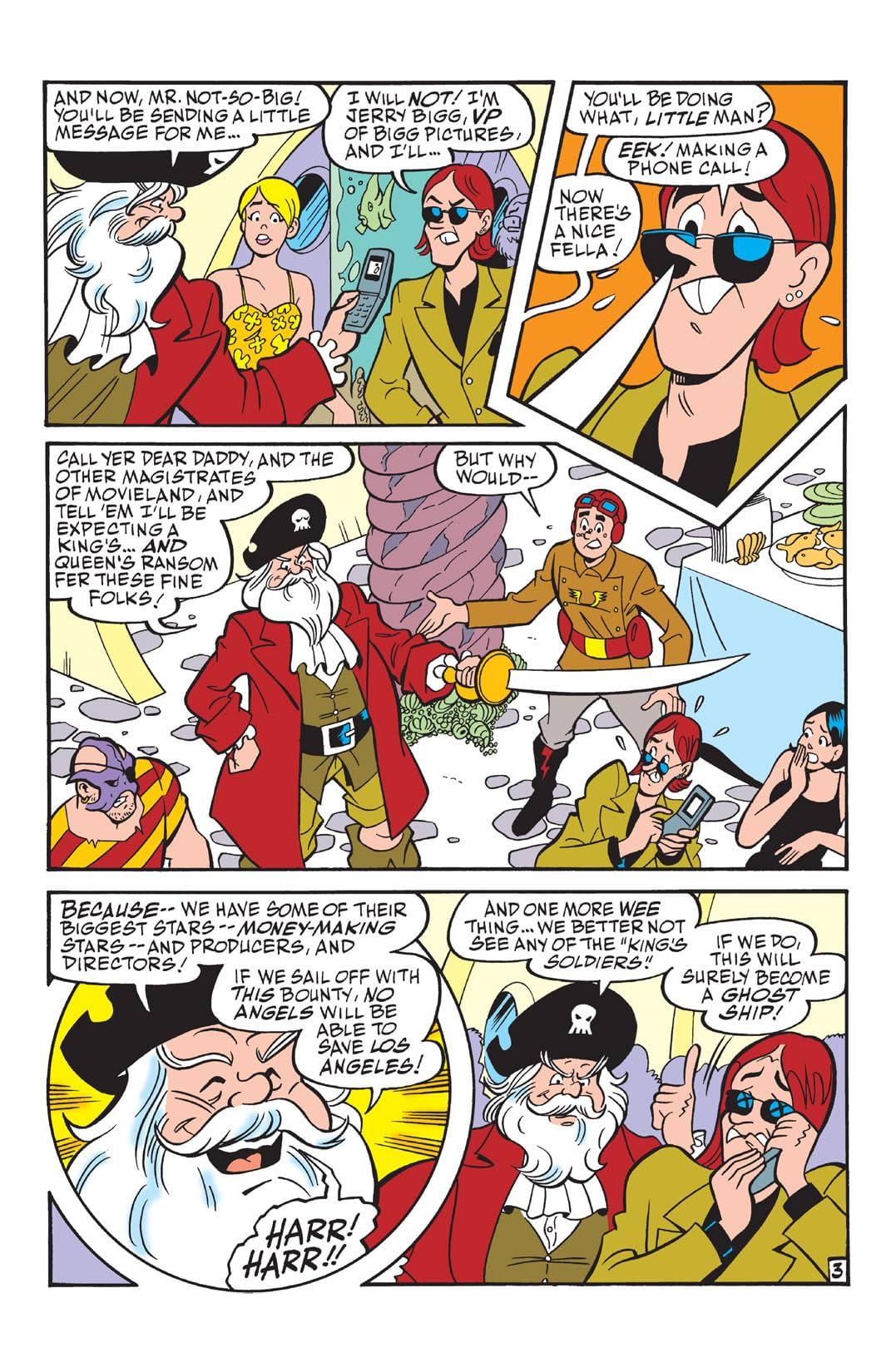 Archie & Friends #122