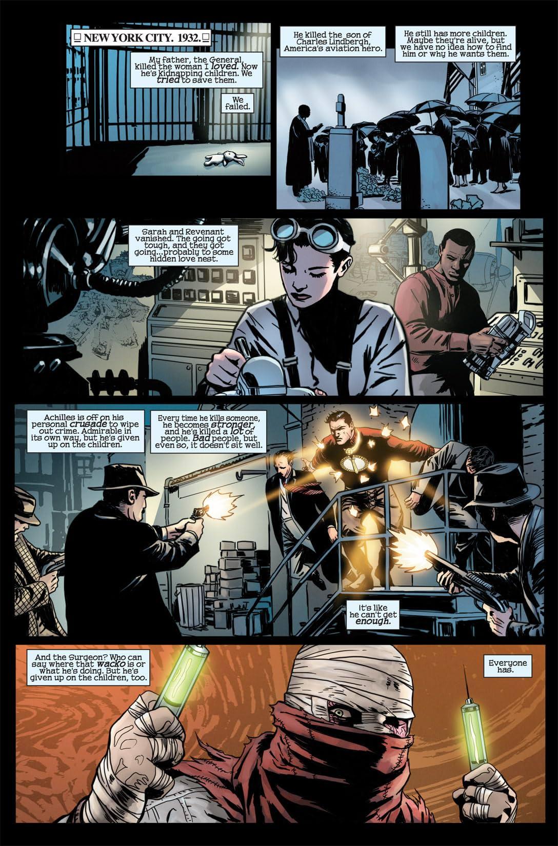 Mystery Men #5 (of 5)