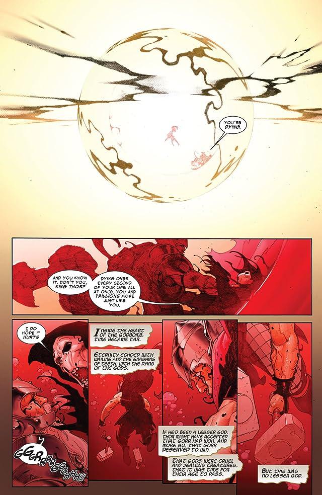 Thor: God of Thunder #11