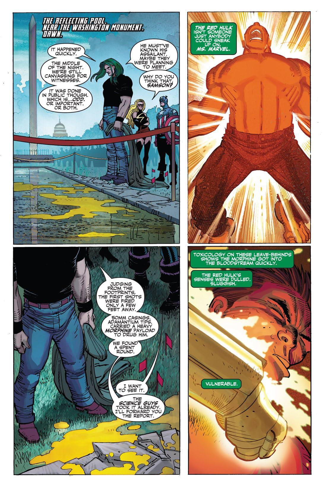 Hulk: Fall of the Hulks Gamma #1
