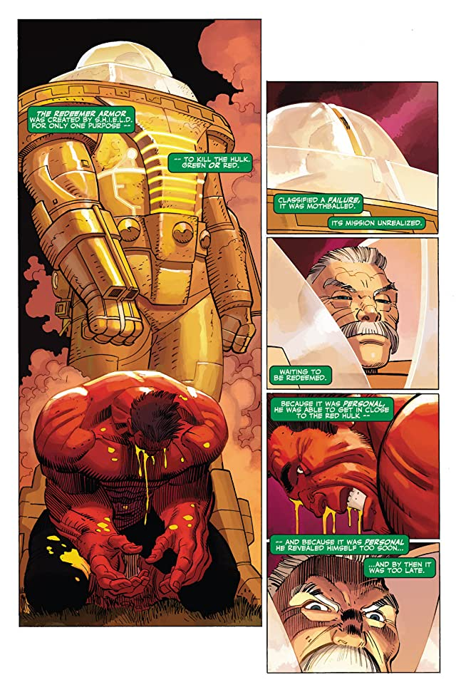click for super-sized previews of Hulk: Fall of the Hulks Gamma #1