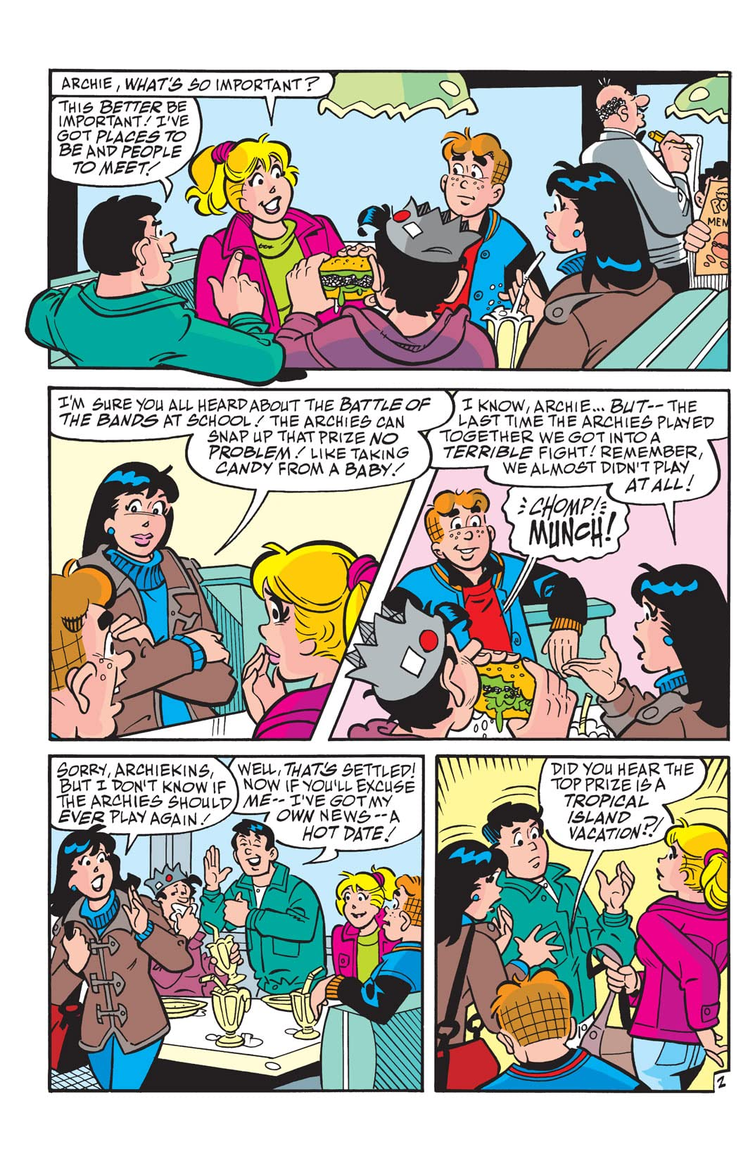 Archie & Friends #124