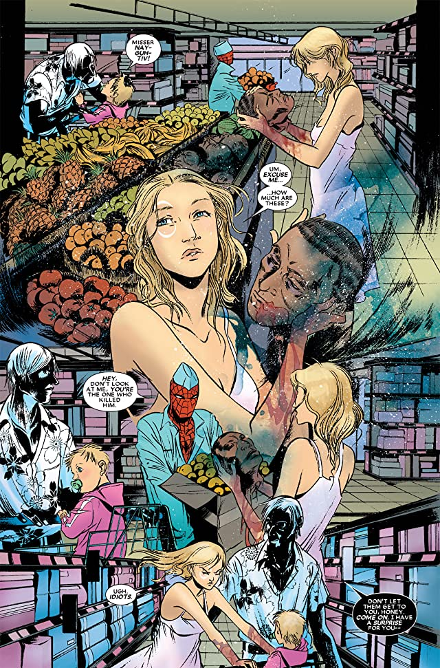 Spider-Island: Cloak and Dagger #2 (of 3)