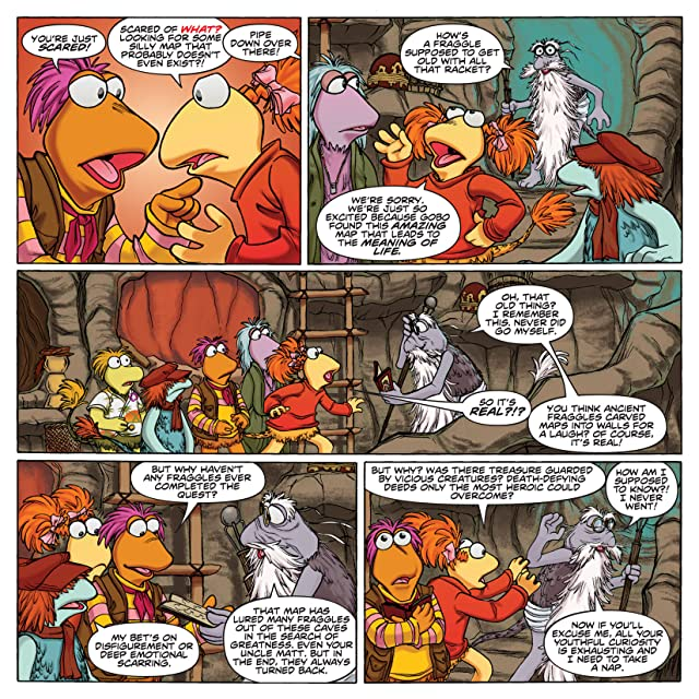 Fraggle Rock Vol. 2 #2 (of 3)
