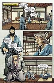 Samurai's Blood #1 (of 6)