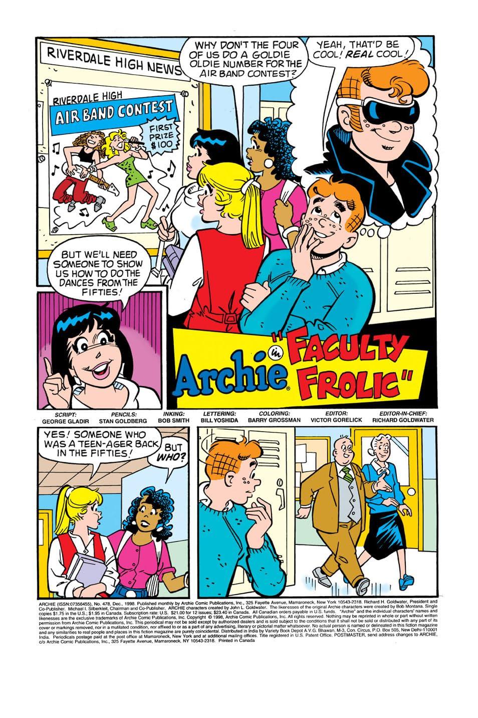Archie #478