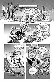 Zeke Deadwood: Zombie Lawman #2: With a Hammer In My Hand