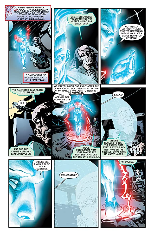 click for super-sized previews of Captain Atom (2011-2012) #1
