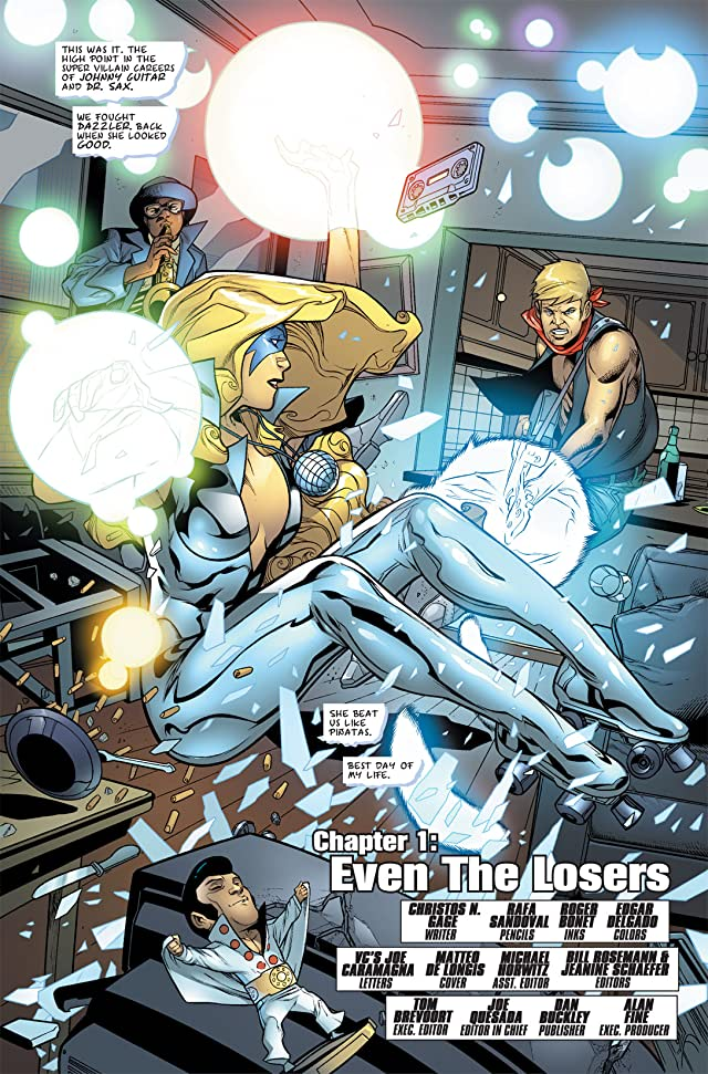 click for super-sized previews of Avengers: The Initiative #27