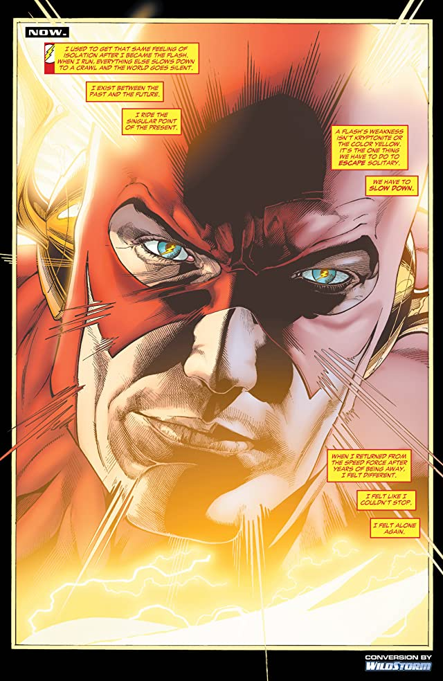 click for super-sized previews of The Flash: Rebirth #5