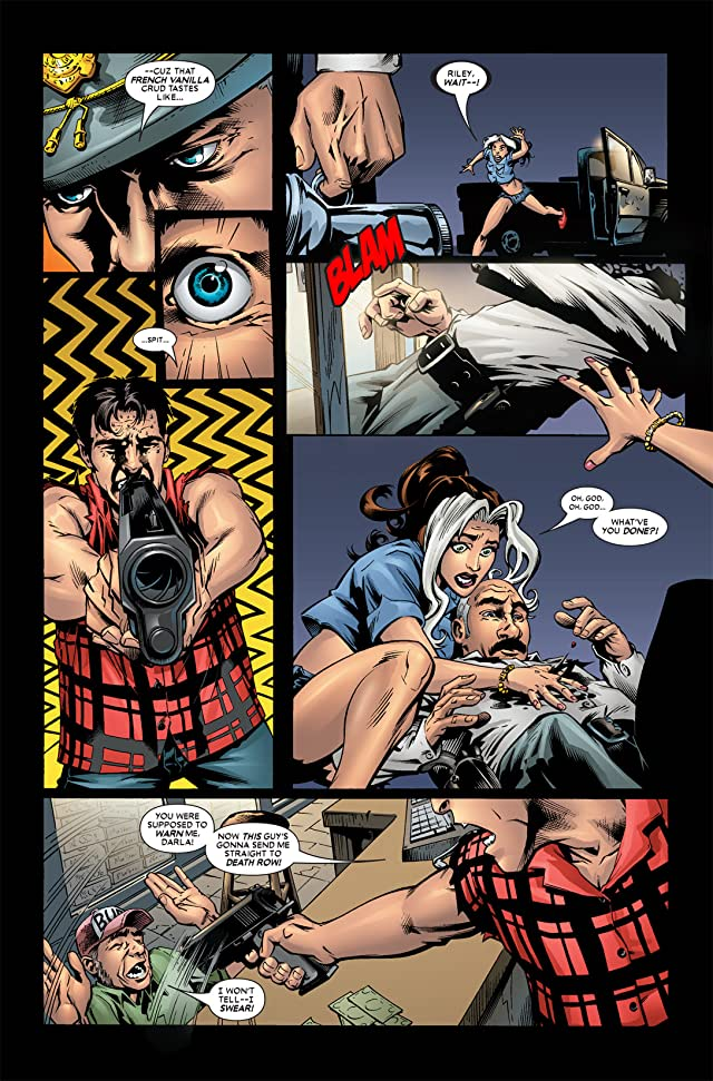 click for super-sized previews of Rogue (2004-2005) #7