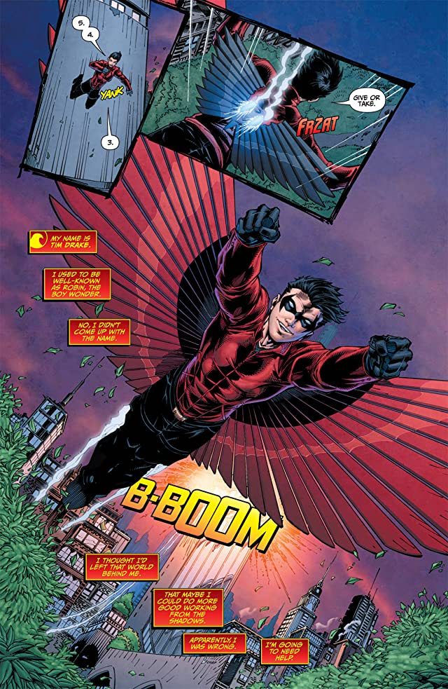click for super-sized previews of Teen Titans (2011-2014) #1