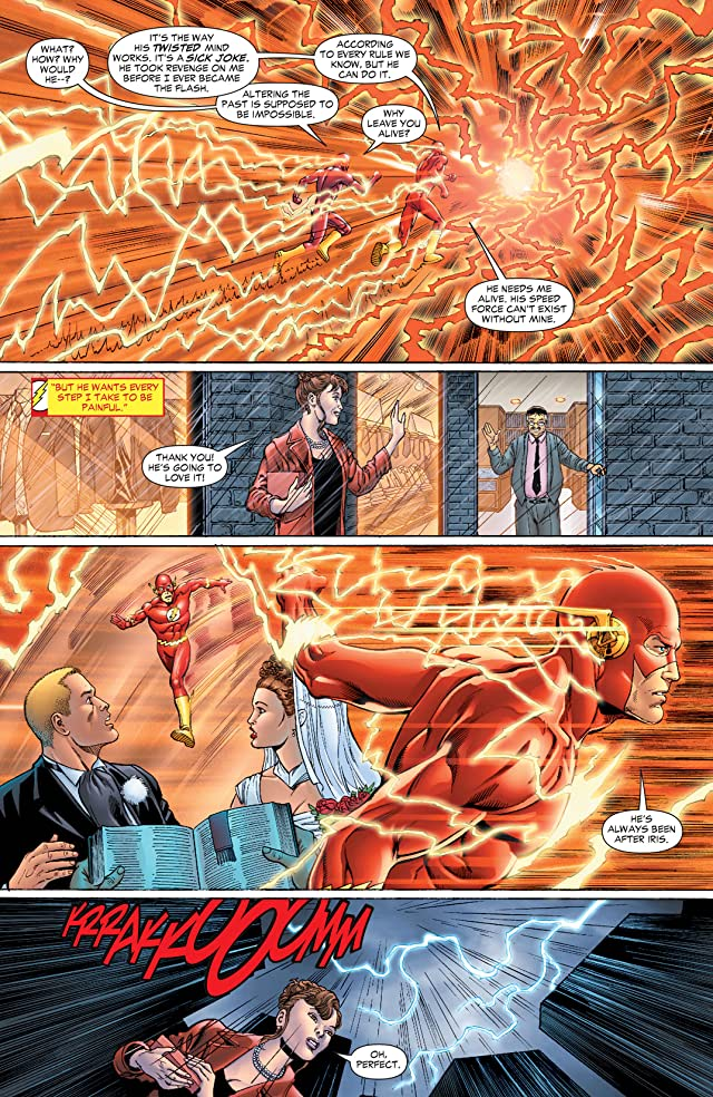 click for super-sized previews of The Flash: Rebirth #6