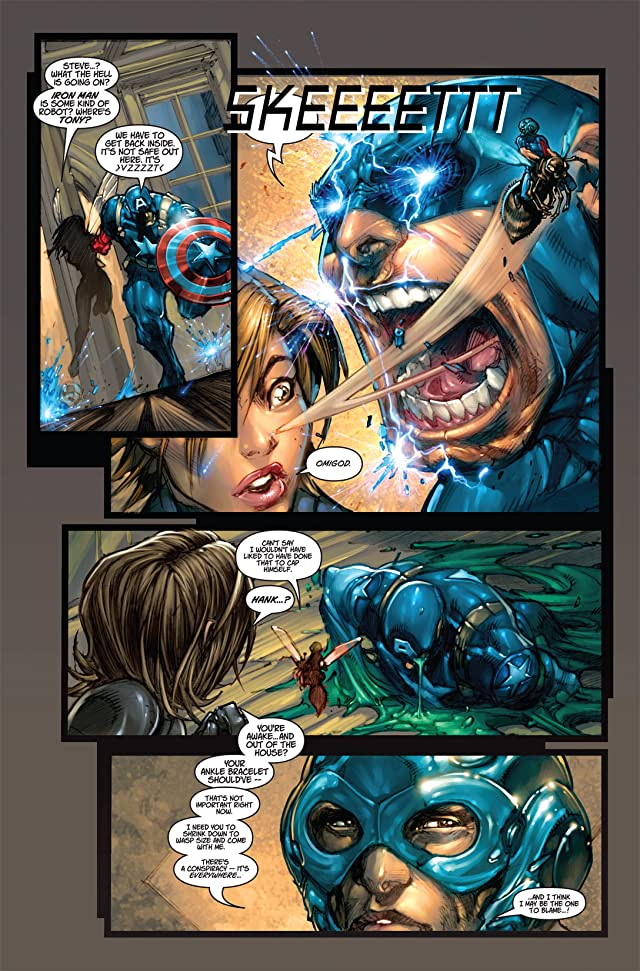 click for super-sized previews of Ultimates 3 #4