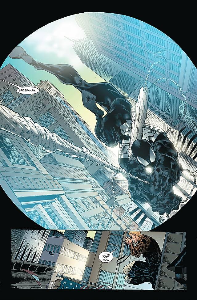 click for super-sized previews of Venom: Dark Origin #5