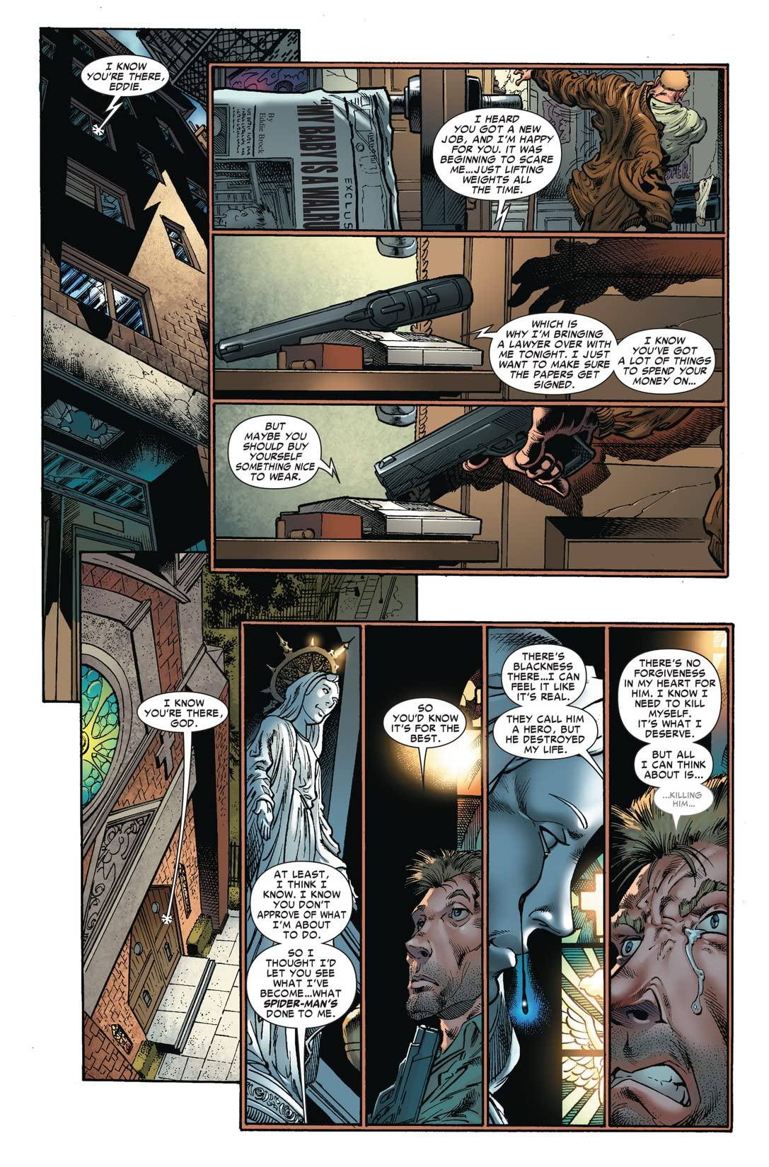 Venom: Dark Origin #3 (of 5)